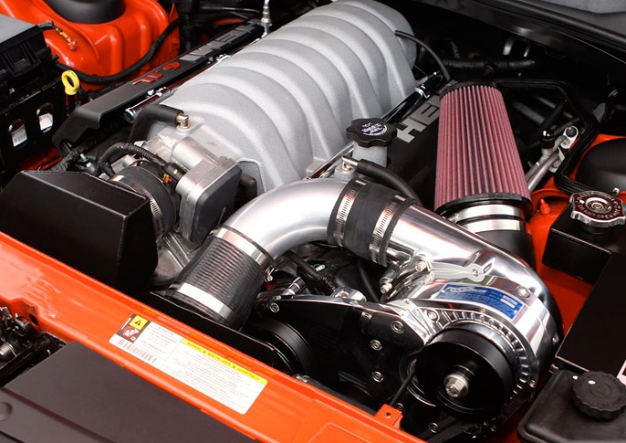 Procharger Dodge Challenger Srt8 08 10 6 1 Hemi