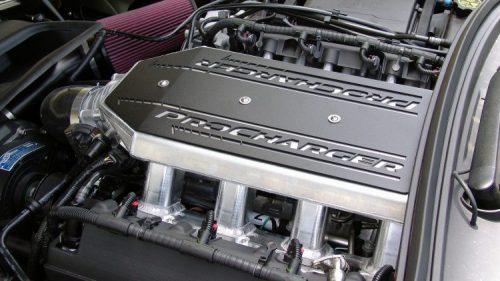 z06 procharger intake manifold