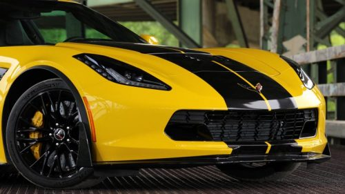 z06 front clip and intercooler