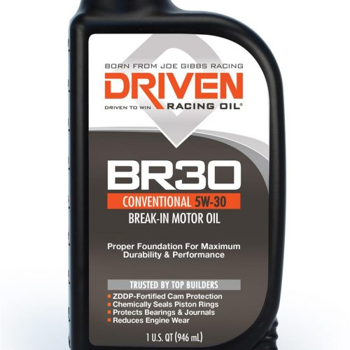 BR30 Break In Oil