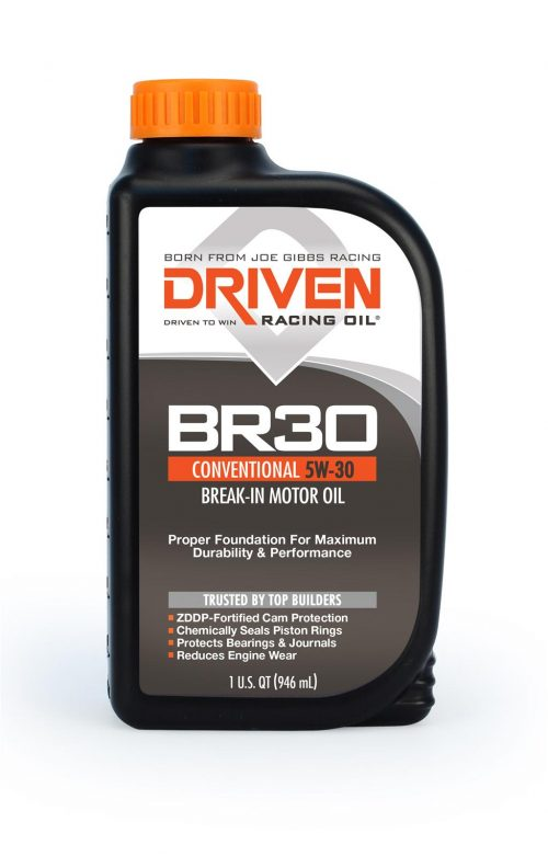 BR30 Break In Oil
