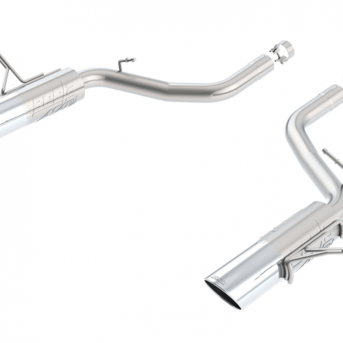 Borla Jeep Grand Cherokee SRT8 6.4L Axle Back Exhaust ATAK