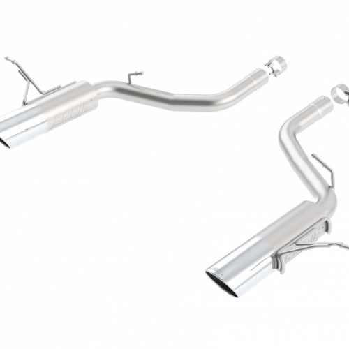 Borla Jeep Grand Cherokee SRT8 6.4L Axle Back Exhaust S Type