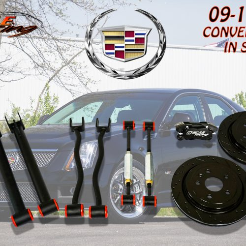 Carlyle Racing CTS-V V2 15 Inch Kit