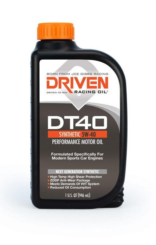 DT40 Racing Oil