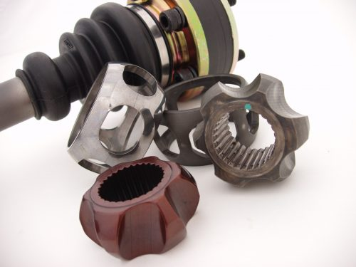 Driveshaft Shop CADILLAC 2004-2008 CTS-V 1-Piece Carbon Fiber Dual CV Driveshaft