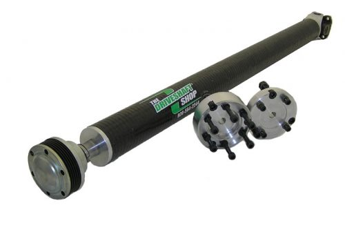 Driveshaft Shop CADILLAC 2009-2015 CTS-V Auto/ Manual 1-Piece Carbon Fiber Driveshaft