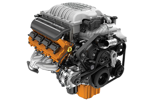 6.2 Hellcat Crate Engine