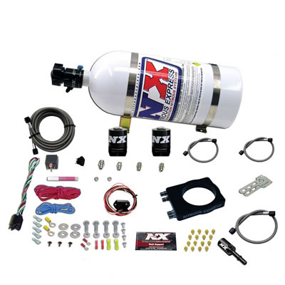 20944-10 HEMI PLATE SYSTEM (50-400HP) W/ 10LB BOTTLE