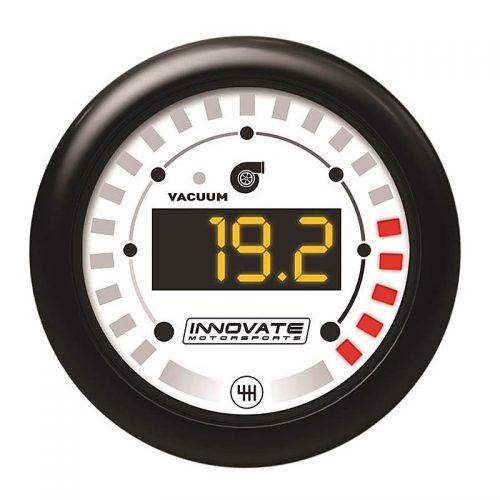 Innovate Motorsports MTX-D Digital Series Vacuum/Boost & Shift Light Gauge