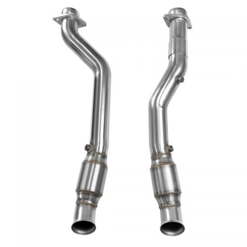 Kooks Headers 3 Inch GREEN Catted Con. Pipes Durango/Grand Cherokee 6.2/6.4L