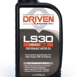 LS30 Racing Oil