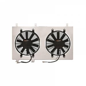 Dual Supra Elelctric Fans
