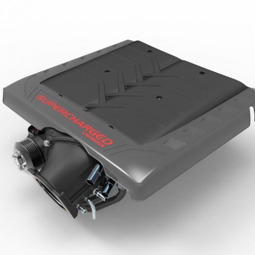 Magnuson Superchargers Corvette C7 Z06 LT4 Heartbeat Supercharger System (No Calibration)