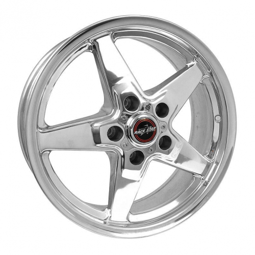 Race Star 92 Drag Star Polished 17x7 Dodge