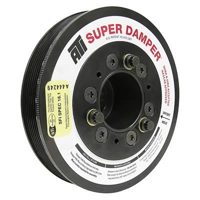 ATI Super Damper 2005-08 5.7 HEMI 10% OD Harmonic Balancer